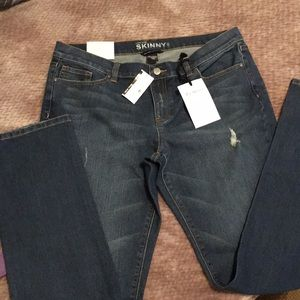 New York & Company NWT skinny jean